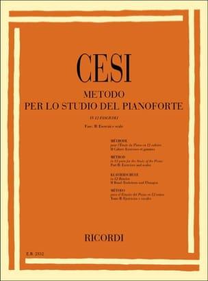 Metodo Per Lo Studio Del Pianoforte Volume 2 laflutedepan
