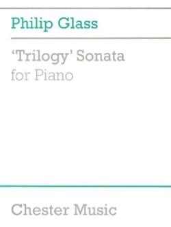 Trilogy Sonata GLASS Partition Piano - laflutedepan