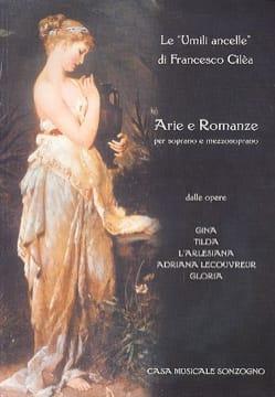 Francesco Cilea - Le Umili Ancelle - Partition - di-arezzo.fr