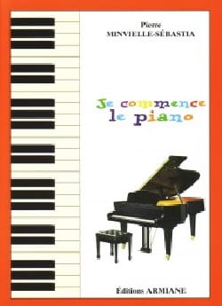 Pierre Minvielle-Sébastia - I start the Piano - Sheet Music - di-arezzo.co.uk