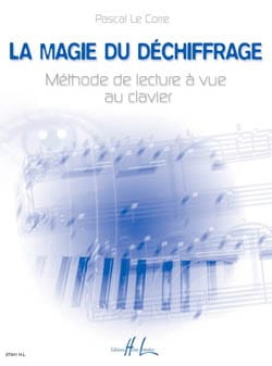 LE CORRE Pascal - The Magic of Deciphering Booklet - Sheet Music - di-arezzo.co.uk