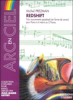 Prezman - Redshift 4 Mains Ou 2 Pianos - Partition - di-arezzo.fr