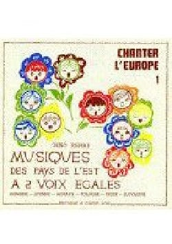 - Chanter L'Europe 1 - Partition - di-arezzo.fr