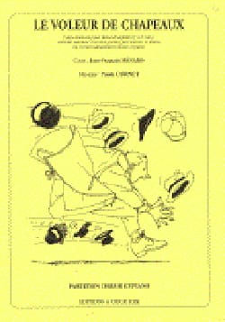 Paule Cornet - Le Voleur de Chapeaux - Partition - di-arezzo.fr