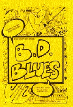 Noyer - Bd Blues Big Band Version. Chorus alone - Sheet Music - di-arezzo.co.uk