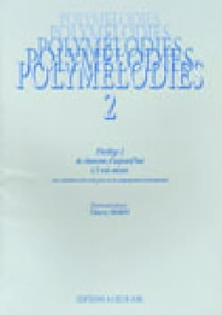 - Polymélodies Volume 2 (Voix Mixtes) - Partition - di-arezzo.fr
