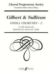And Sullivan Gilbert - Opera Choruses Volume 2 - Partition - di-arezzo.fr