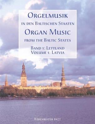 - Orgelmusik In Den Baltischen Staaten Volume 1 - Partition - di-arezzo.fr