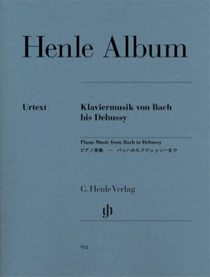 Henle Piano Album - Sheet Music - di-arezzo.co.uk