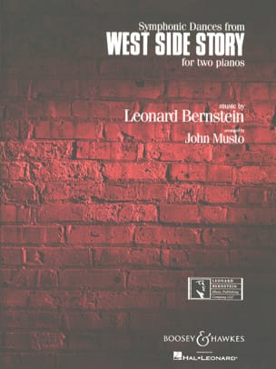 Leonard Bernstein - Symphonic Dances From West Side Story. - Sheet Music - di-arezzo.co.uk