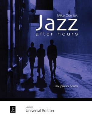 Mike Cornick - Jazz After Hours - Partition - di-arezzo.fr