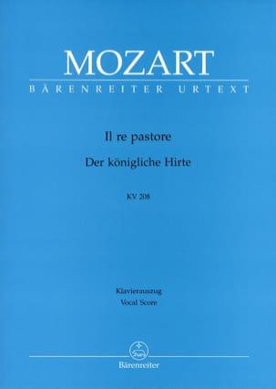 MOZART - Er Re Pastore K 208 - Noten - di-arezzo.de