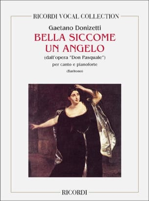 Gaetano Donizetti - Bella Siccome an Angelo. Don Pasquale - Sheet Music - di-arezzo.co.uk