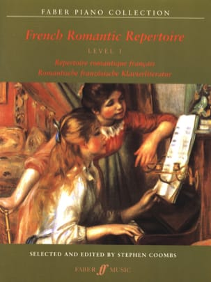 French Romantic Repertoire Level 1 - Partition - laflutedepan.com