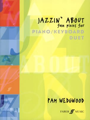 Pamela Wedgwood - Jazzin'about. - Partition - di-arezzo.fr