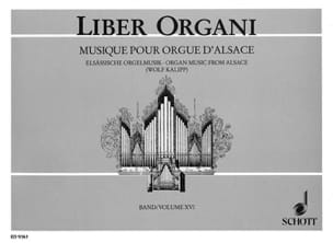- Music For Organ of Alsace. - Sheet Music - di-arezzo.com