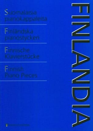 - Finnish Piano Pieces - Sheet Music - di-arezzo.co.uk