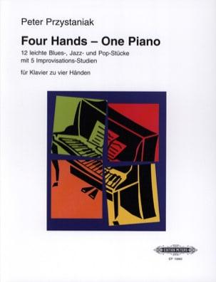 4 Hands - 1 Piano - Peter Przystaniak - Partition - laflutedepan.com