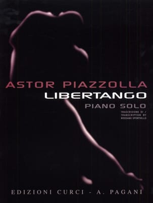 Libertango Astor Piazzolla Partition Piano - laflutedepan