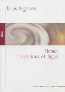 Thème, Variation et Fugue sur Dio Vi Salvi Regina - laflutedepan.com