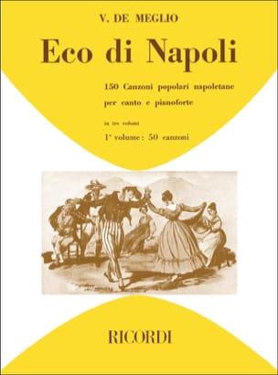 - Eco Di Napoli. Volume 1 - Partition - di-arezzo.fr