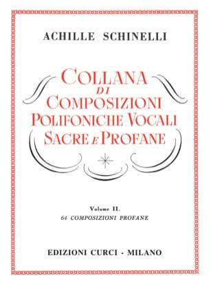 Collana Di Composizioni Polifoniche Vocali Volume 2 - laflutedepan.com