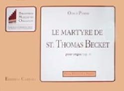 Le Martyre de Saint Thomas Becket Op. 4 - laflutedepan.com