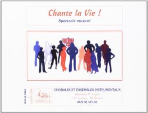 Michel Fugain - Sing Life - Sheet Music - di-arezzo.com