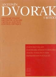 Impressions Poétiques Opus 85 - Anton Dvorak - laflutedepan.com