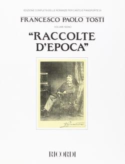 Raccolte D'epoca - Francesco Paolo Tosti - laflutedepan.com
