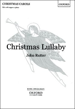 John Rutter - Christmas Lullaby - Sheet Music - di-arezzo.co.uk