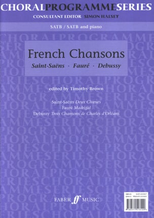 French Chansons - Partition - di-arezzo.fr