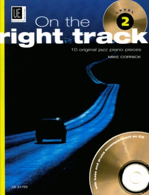 On The Right Track Level 2 Mike Cornick Partition Piano - laflutedepan
