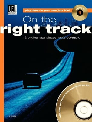 On The Right Track Level 1 Mike Cornick Partition Piano - laflutedepan
