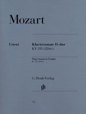 Sonate pour piano en Ré majeur K. 311 (284c) - laflutedepan.com