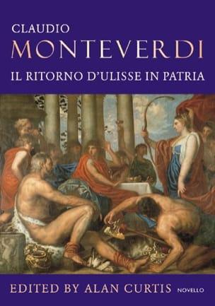 Claudio Monteverdi - He Ritorno D'ulysse In Patria. - Sheet Music - di-arezzo.com
