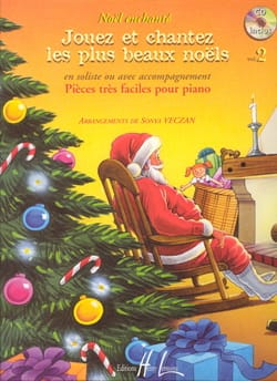 Divers / Veczan - Play and Sing the Most Beautiful Christmas Vol 2 - Sheet Music - di-arezzo.co.uk