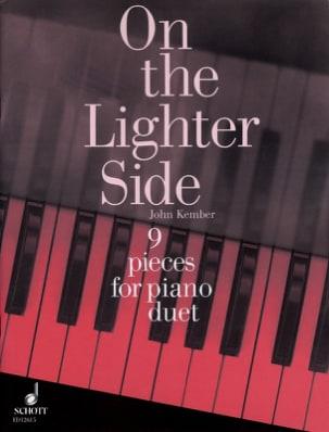 On The Lighter Side 4 Mains - Kember - Partition - laflutedepan.com