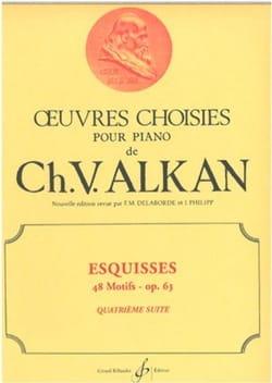 Esquisses Opus 63 Volume 4 laflutedepan