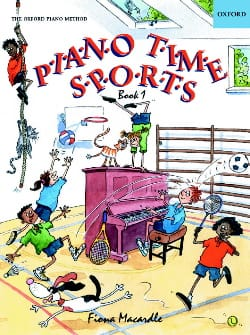 Macardle - Piano Time Sports Volume 1 - Partition - di-arezzo.fr