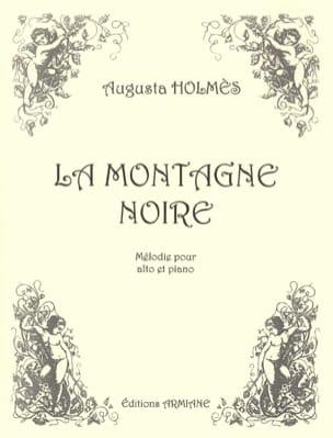 Augusta Holmès - La Montagne Noire - Partition - di-arezzo.fr