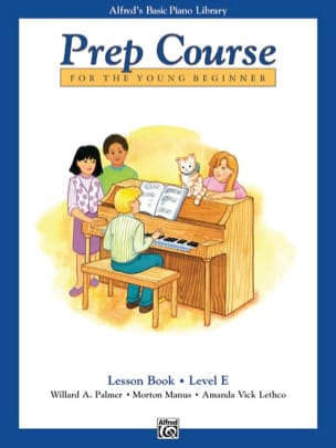 Morton, Vick Lethco Palmer, - Prep Course: Lesson Book E - Sheet Music - di-arezzo.co.uk