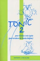 Tonic 2 - Sheet Music - di-arezzo.co.uk