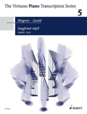 Siegfried-Idyll Wwv 103 WAGNER Partition Piano - laflutedepan