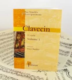 - Harpsichord 1 ° Cycle Volume 1 - Sheet Music - di-arezzo.co.uk