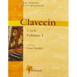 - Harpsichord 2 ° Cycle Volume 1 - Sheet Music - di-arezzo.co.uk
