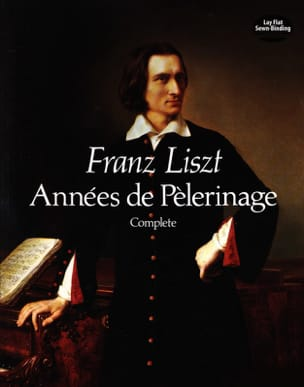 Franz Liszt - Full years of pilgrimage - Sheet Music - di-arezzo.com