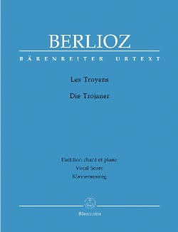 BERLIOZ - The Trojans - Sheet Music - di-arezzo.co.uk