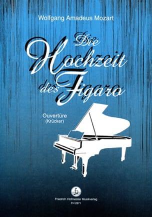 Nozze Di Figaro. Ouverture - MOZART - Partition - laflutedepan.com
