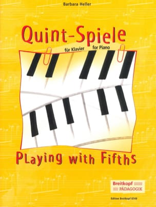 Barbara Heller - Quint-Spiele - Sheet Music - di-arezzo.co.uk